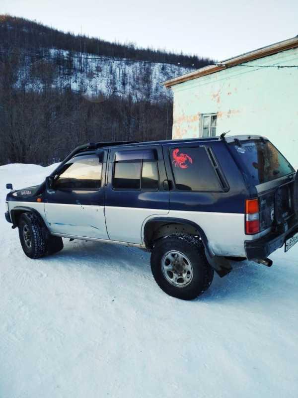 Nissan Terrano, 1991 год, 200 000 руб.