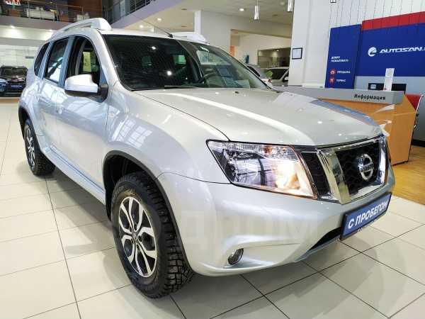 Nissan Terrano, 2017 год, 990 000 руб.
