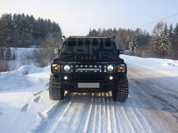 Hummer H2, 2006 год, 2 100 000 руб.