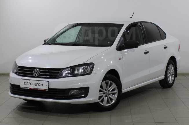 Volkswagen Polo, 2017 год, 495 000 руб.