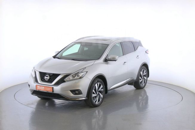 Nissan Murano, 2018 год, 2 240 000 руб.