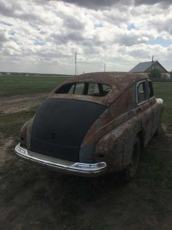 ГАЗ Победа, 1957 год, 30 000 руб.
