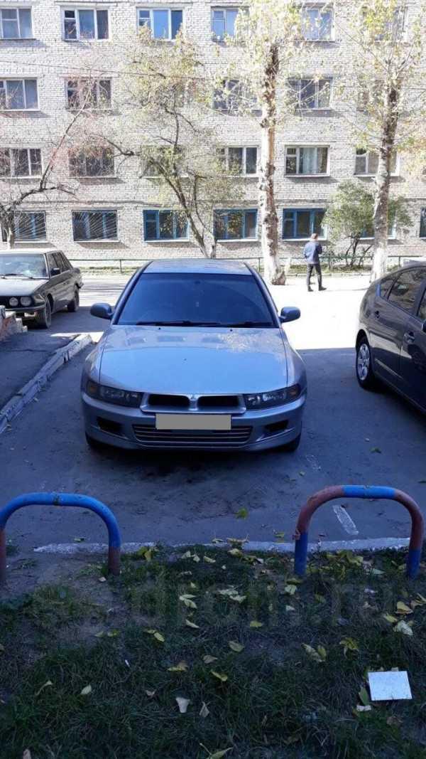 Mitsubishi Galant, 1998 год, 115 000 руб.