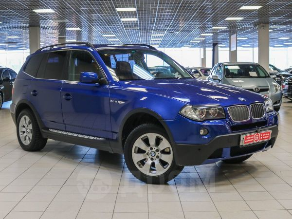 BMW X3, 2006 год, 549 500 руб.
