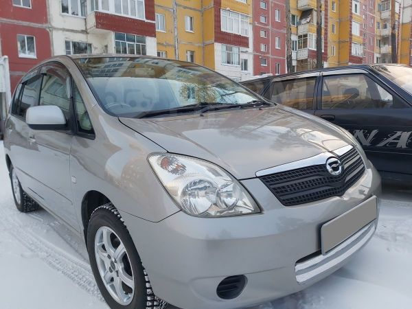 Toyota Corolla Spacio, 2002 год, 380 000 руб.