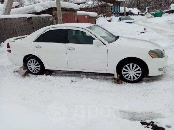 Toyota Mark II, 2001 год, 399 000 руб.