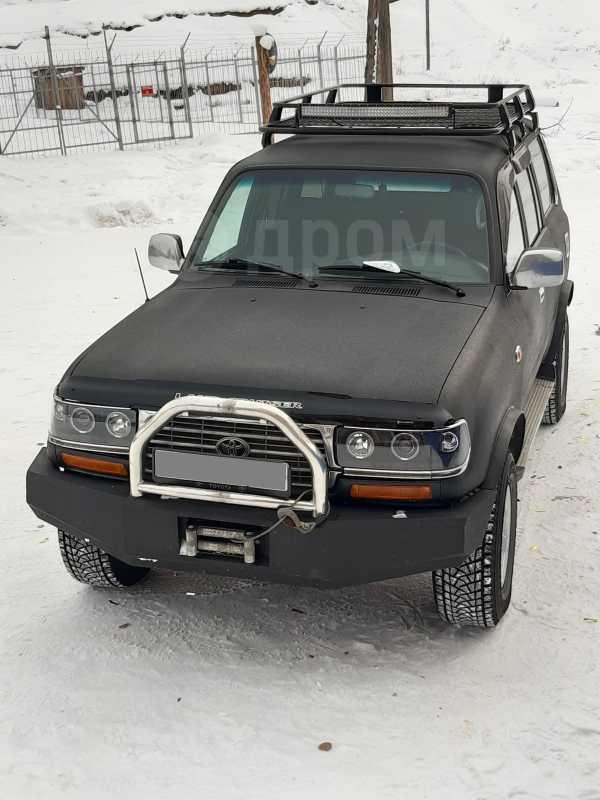 Toyota Land Cruiser, 1990 год, 750 000 руб.