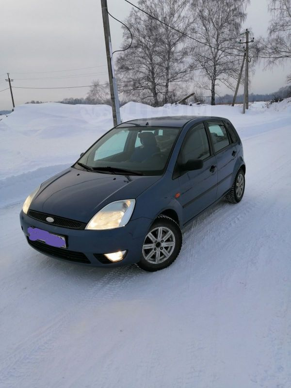 Ford Fiesta, 2005 год, 180 000 руб.