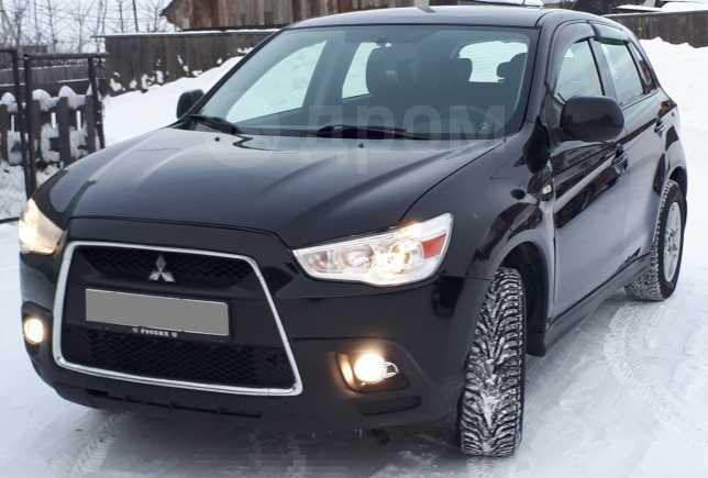 Mitsubishi ASX, 2012 год, 695 000 руб.