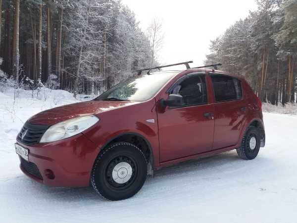 Renault Sandero, 2010 год, 285 000 руб.