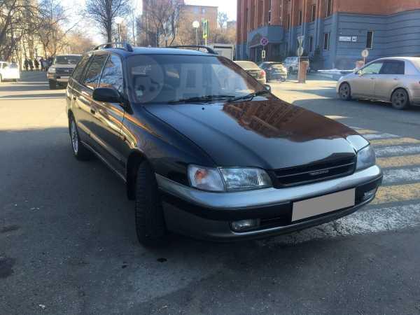 Toyota Caldina, 1996 год, 140 000 руб.