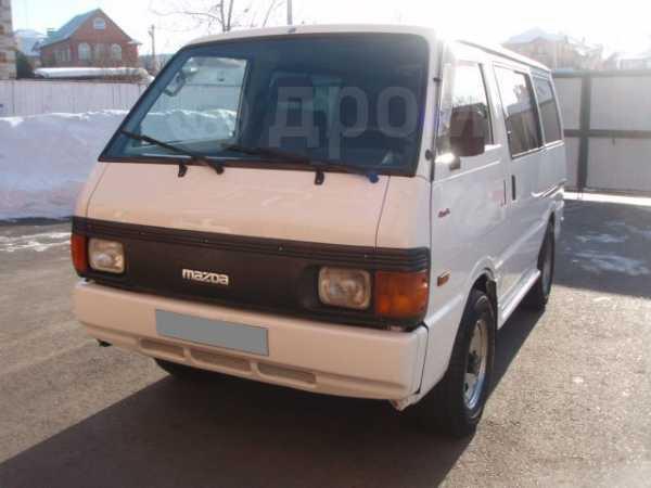 Mazda Bongo, 1985 год, 250 000 руб.