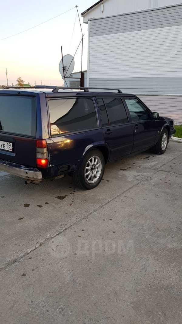 Volvo 940, 1997 год, 165 000 руб.