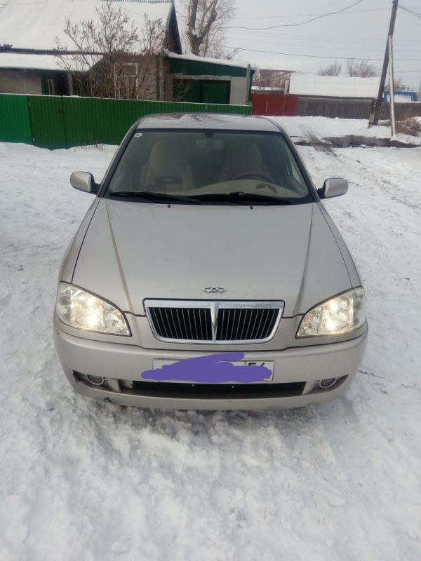 Chery Amulet A15, 2006 год, 160 000 руб.