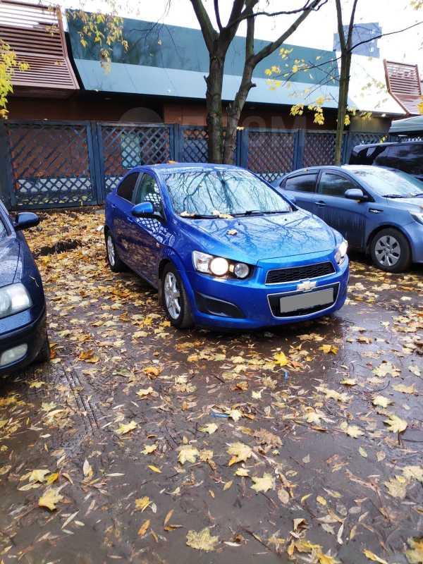 Chevrolet Aveo, 2012 год, 414 000 руб.
