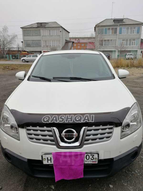 Nissan Qashqai, 2009 год, 635 000 руб.