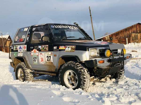 Daihatsu Rocky, 1992 год, 305 000 руб.