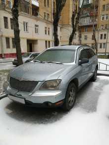 Москва Pacifica 2004