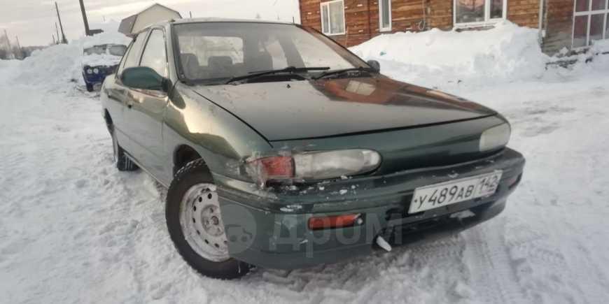Isuzu Gemini, 1992 год, 50 000 руб.