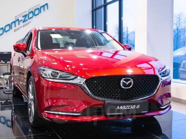 Mazda Mazda6, 2019 год, 2 191 000 руб.