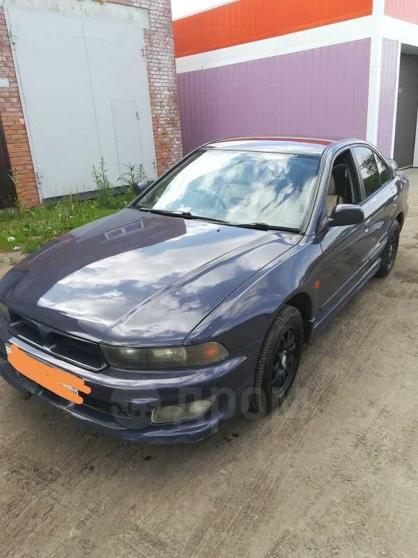 Mitsubishi Galant, 1999 год, 155 000 руб.