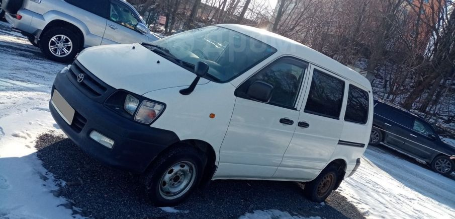 Toyota Town Ace, 2007 год, 480 000 руб.