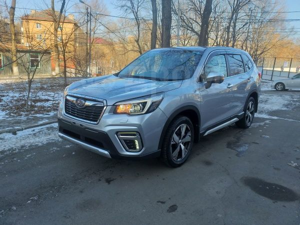 Subaru Forester, 2018 год, 2 095 000 руб.