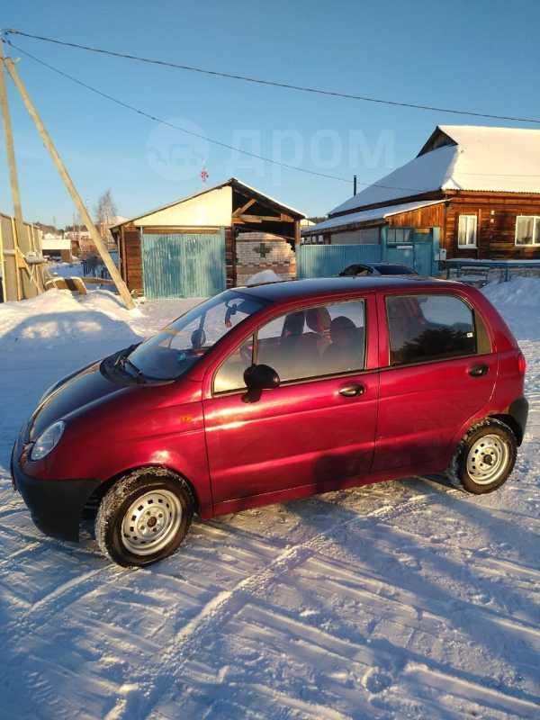 Daewoo Matiz, 2010 год, 95 000 руб.