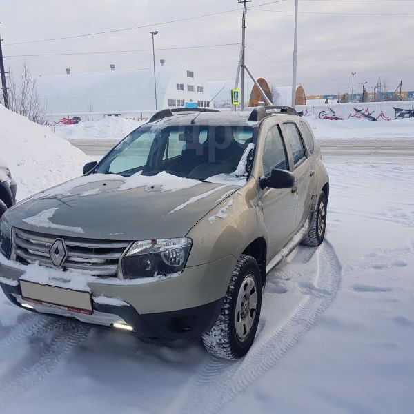 Renault Duster, 2015 год, 499 000 руб.