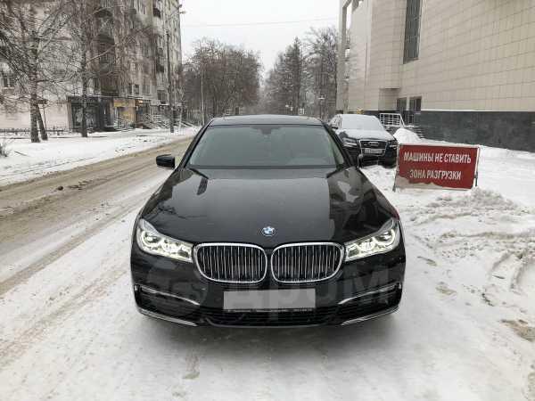 BMW 7-Series, 2017 год, 3 800 000 руб.