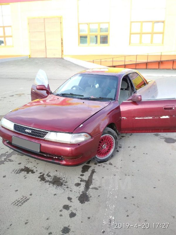 Toyota Carina ED, 1993 год, 50 000 руб.