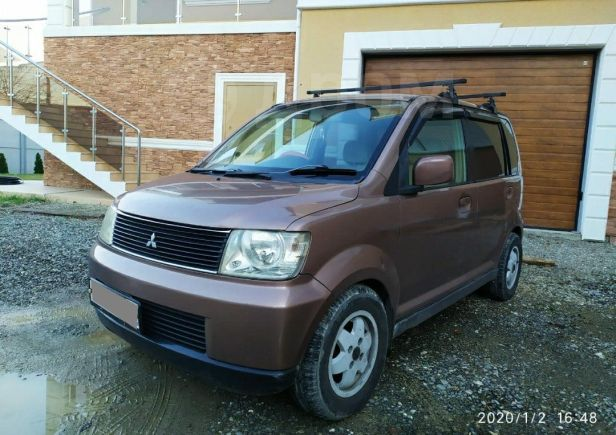 Mitsubishi eK Wagon, 2004 год, 150 000 руб.