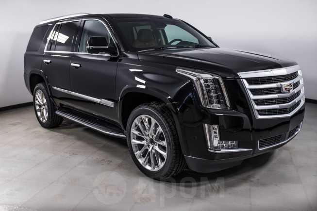 Cadillac Escalade, 2019 год, 6 260 000 руб.