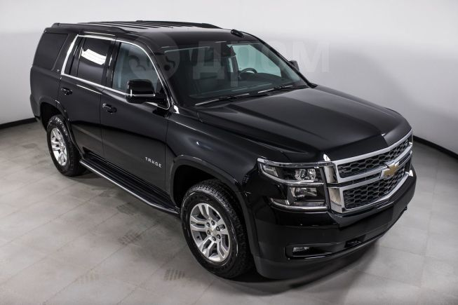 Chevrolet Tahoe, 2019 год, 3 795 000 руб.
