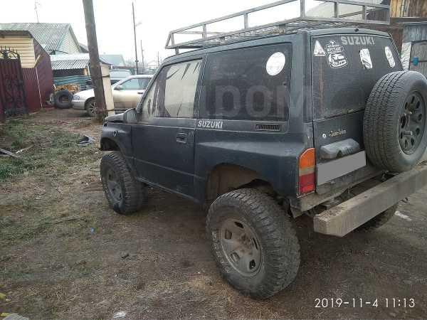 Suzuki Escudo, 1989 год, 56 900 руб.