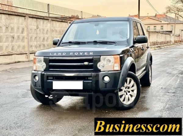 Land Rover Discovery, 2005 год, 645 000 руб.