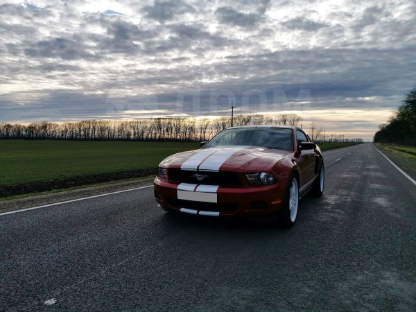 Ford Mustang, 2011 год, 1 750 000 руб.