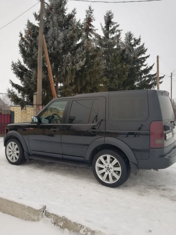 Land Rover Discovery, 2006 год, 750 000 руб.