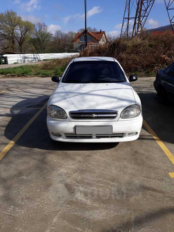 Chevrolet Lanos, 2008 год, 130 000 руб.