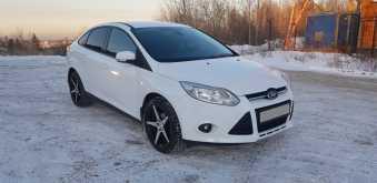 Новосибирск Focus 2014
