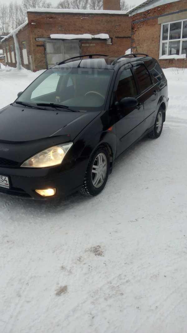 Ford Focus, 2004 год, 218 000 руб.