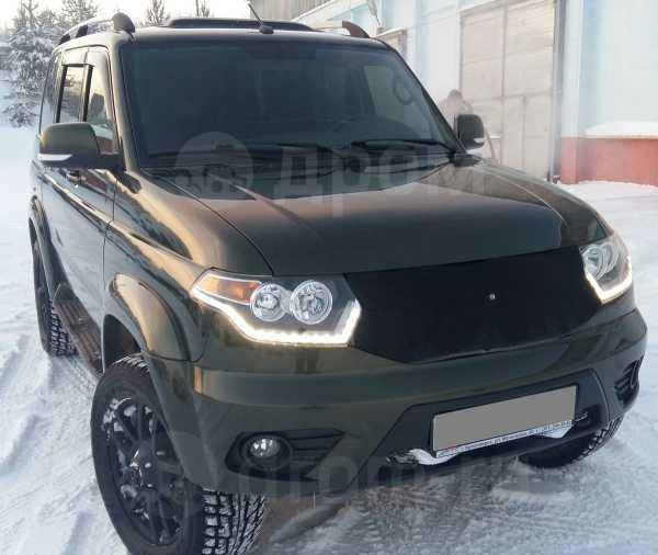 УАЗ Патриот, 2015 год, 605 000 руб.