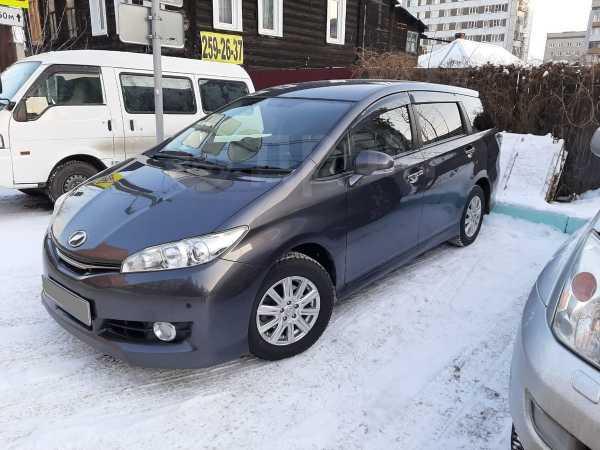 Toyota Wish, 2015 год, 1 049 000 руб.