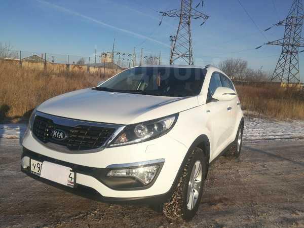 Kia Sportage, 2013 год, 897 000 руб.