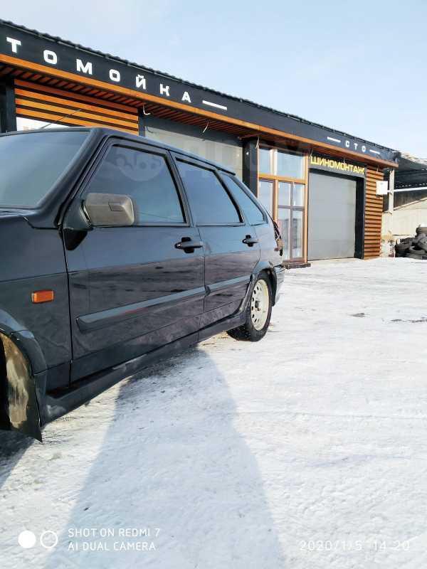 Лада 2114 Самара, 2011 год, 100 000 руб.