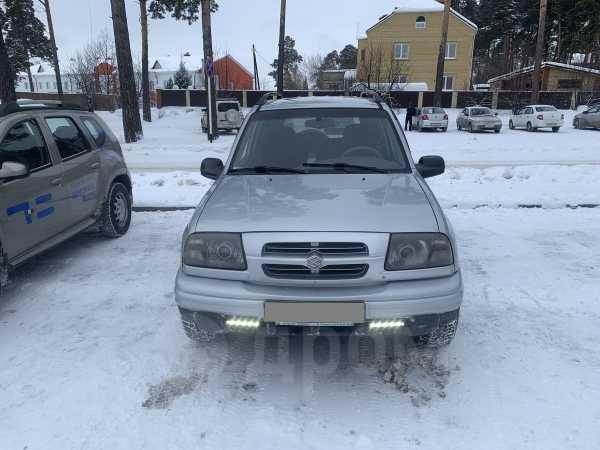 Suzuki Grand Vitara, 2000 год, 125 000 руб.