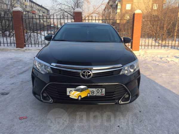 Toyota Camry, 2015 год, 1 295 000 руб.