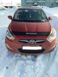 Hyundai Solaris, 2011 год, 375 000 руб.