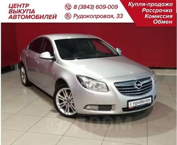 Opel Insignia, 2010 год, 649 900 руб.