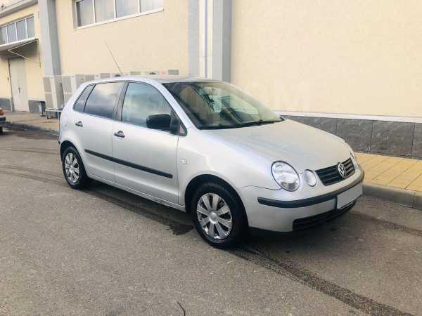 Volkswagen Polo, 2004 год, 212 000 руб.